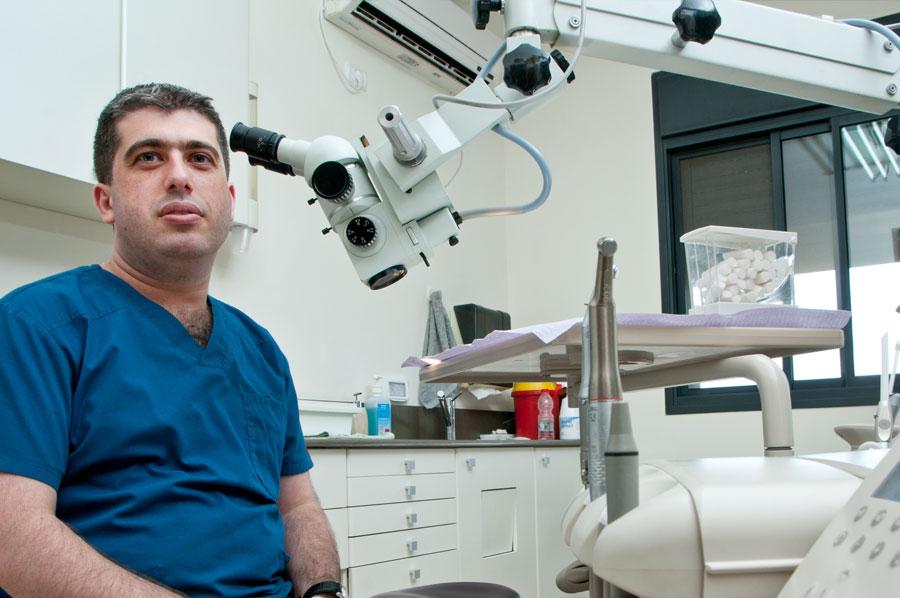 במרפאת שיניים AO Dental Clinic